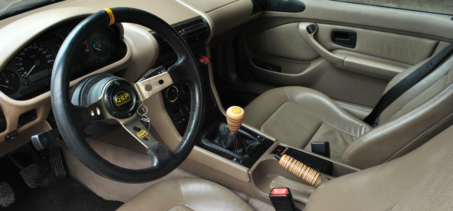 bmw z3 shift knob handbrake set