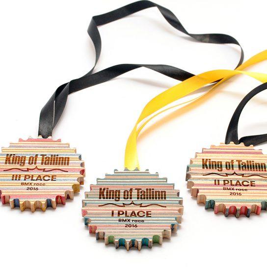 king of tallinn trophies