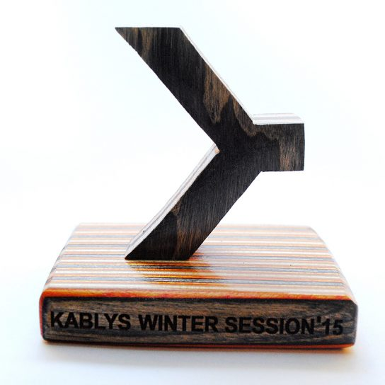 Kablys Winter Session trophy