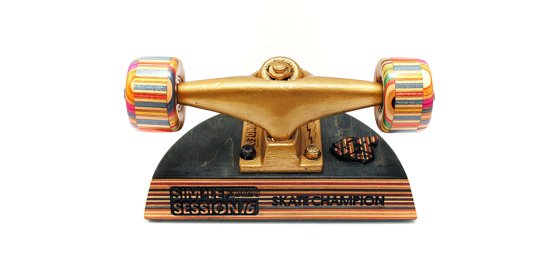 Simple Session 2016 trophies