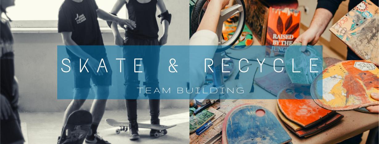 skate & recycle programa
