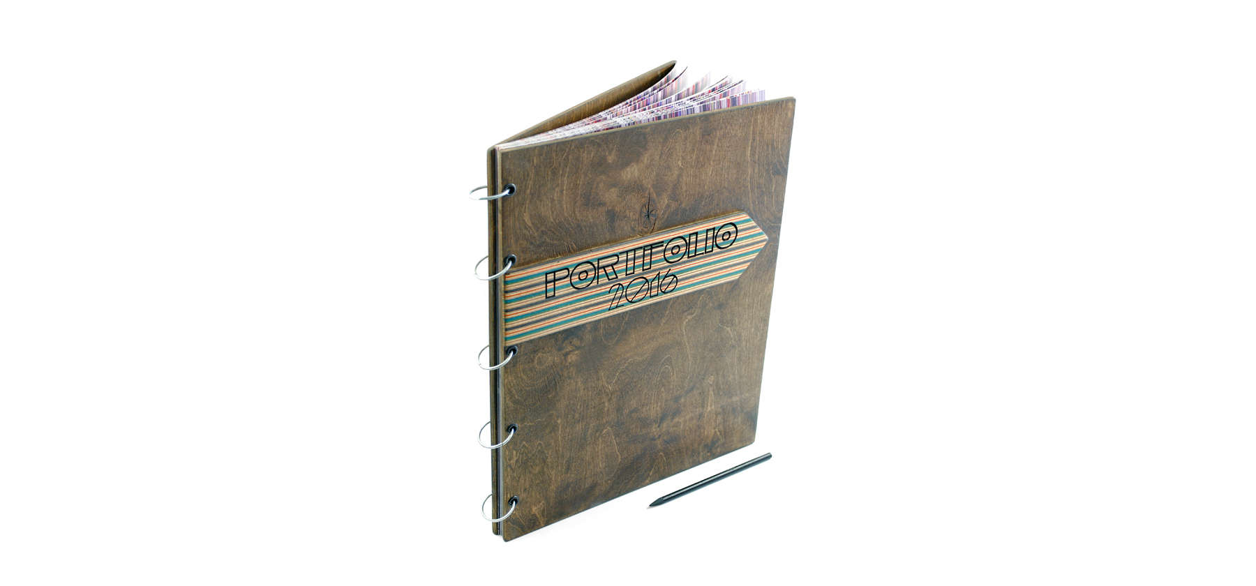 Portfolio Book Cover