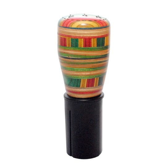 WV Passat Shift knob Rastafari