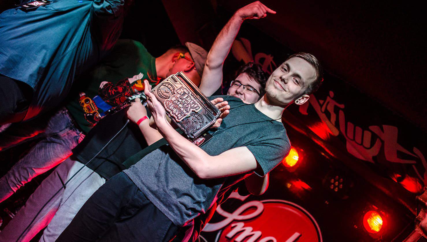 BeatBox Battle Trophy