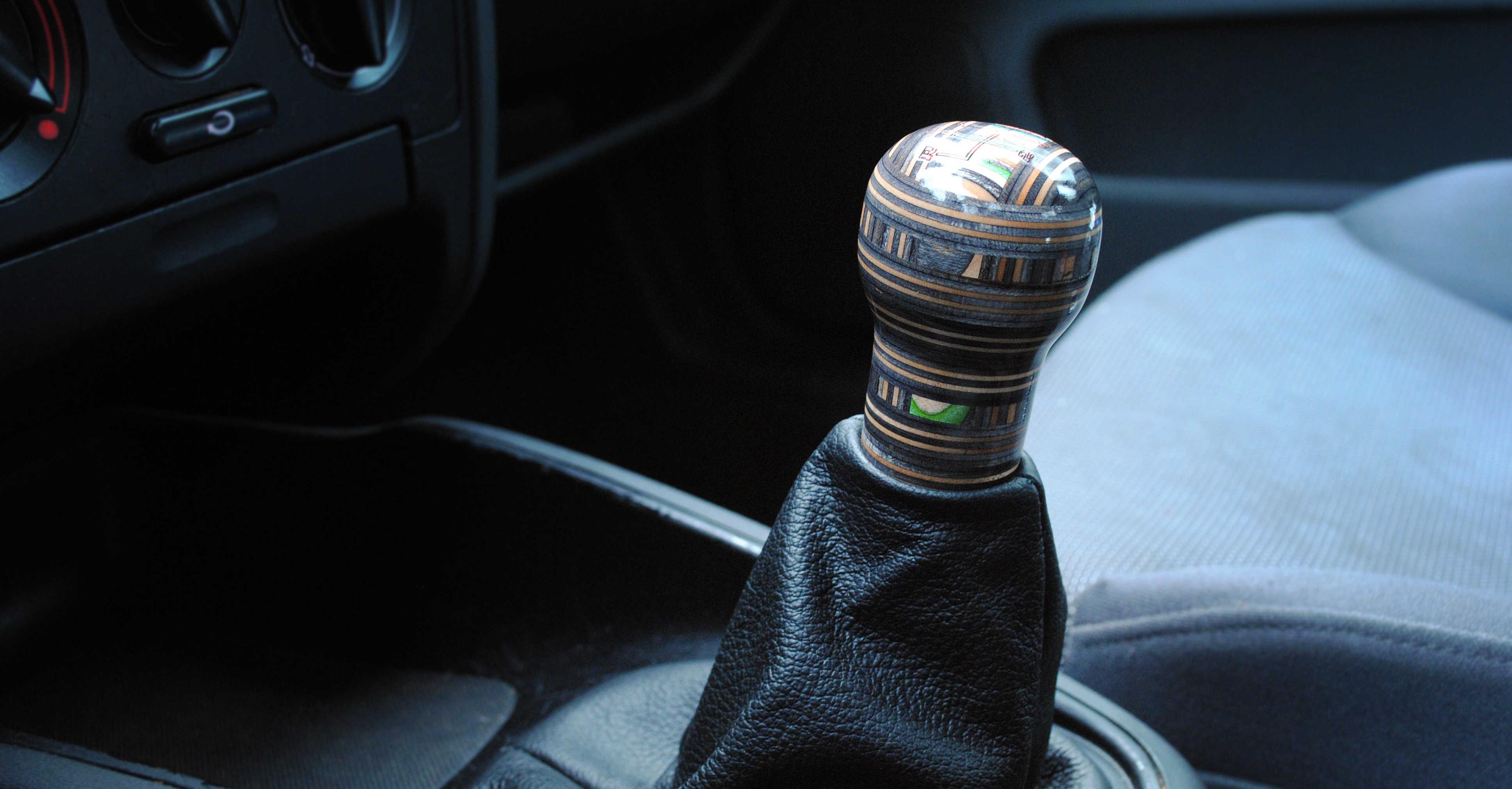 Audi A3 shift knob
