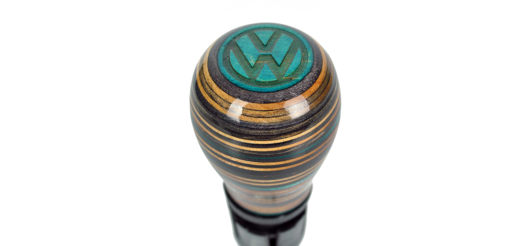 VW Golf MK6 shift knob