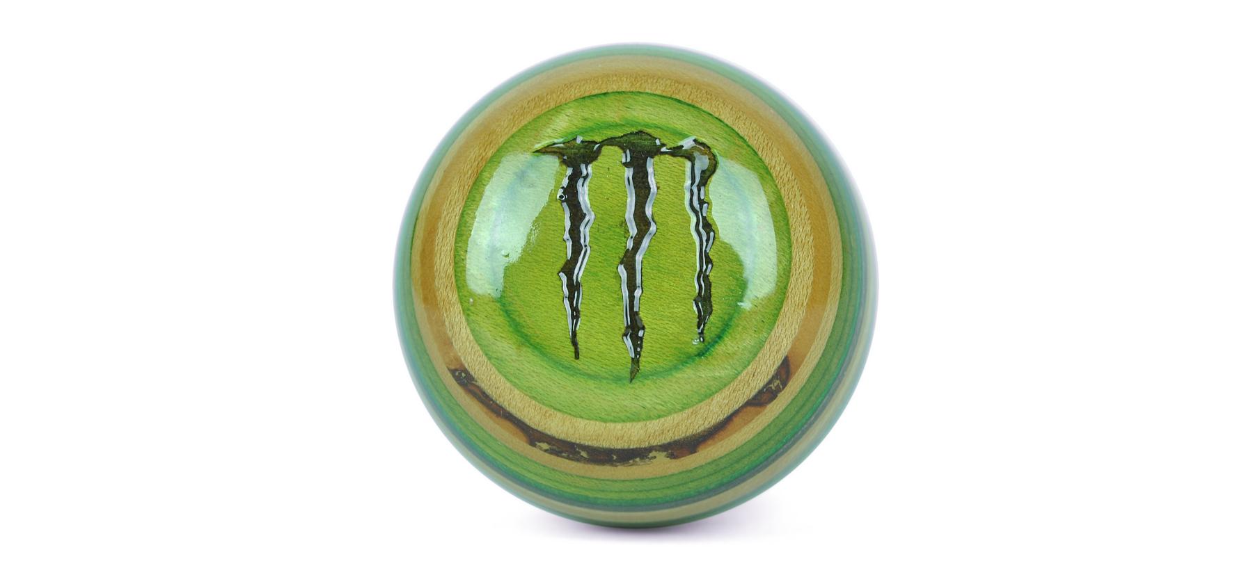 Monster energy ford transit van shift knob