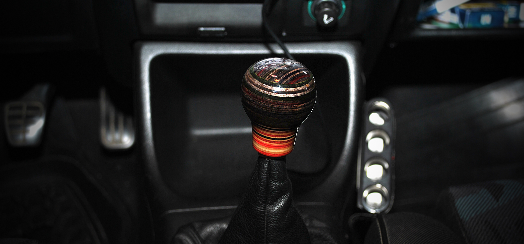 VW golf shift knob