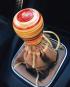 VW rasta shift knob