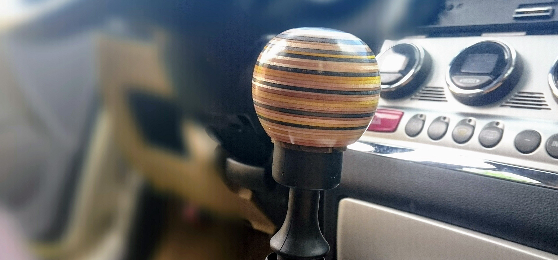 Alfa Romeo Shift Knob CDIY - Alfa romeo shift knob