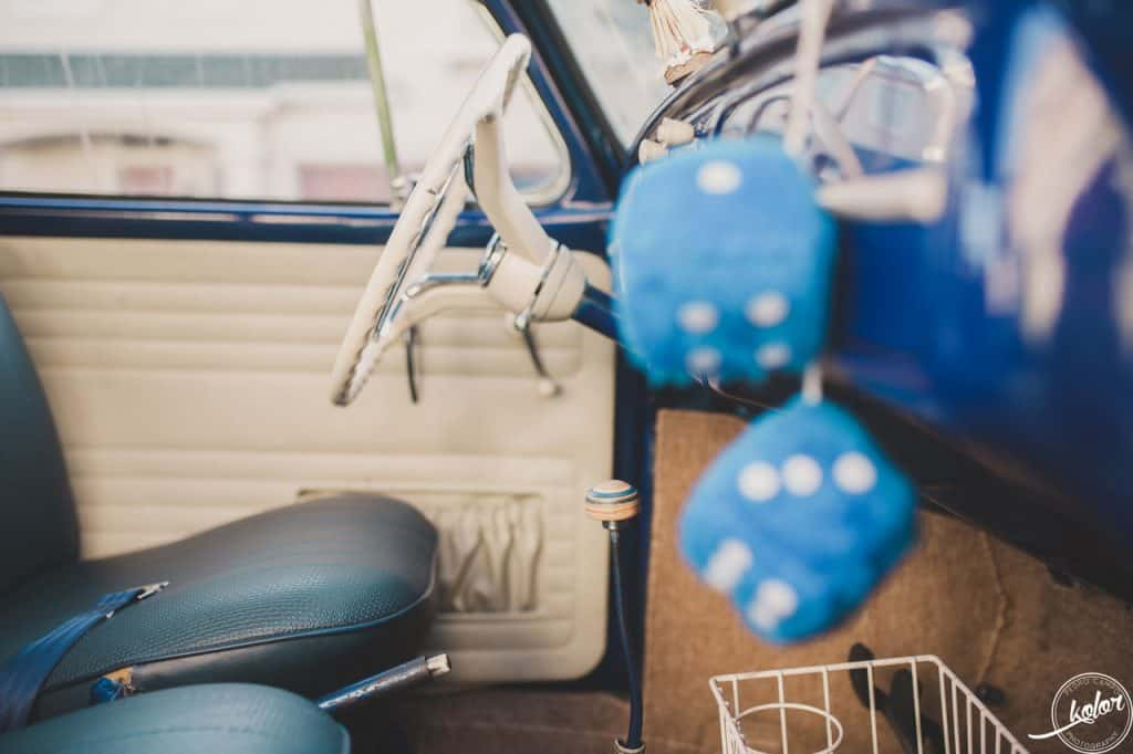 vw bug shift knob