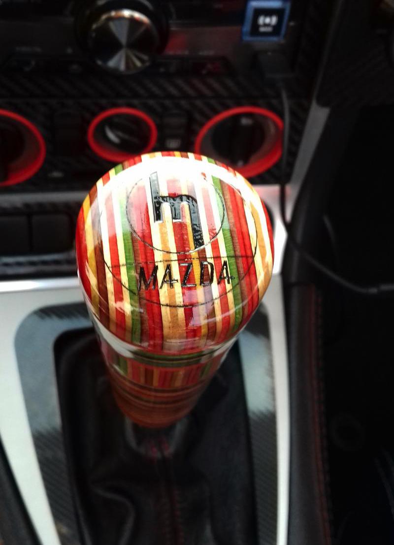 mx5 dildo shift knob