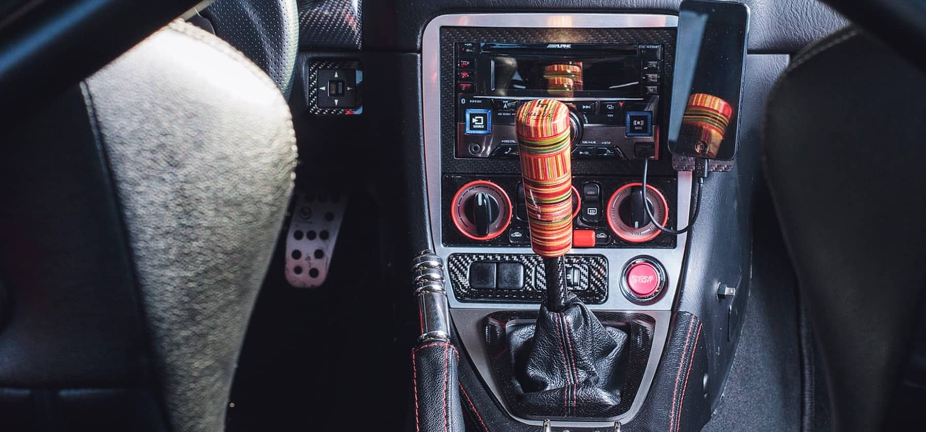 mx5 dildo shift knob