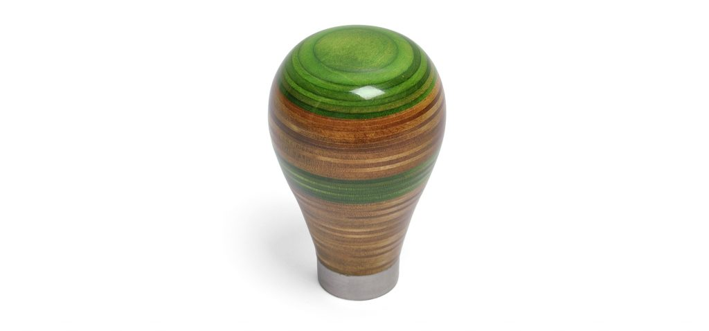 Weighted shift knob - CDIY | Recycled Skateboards