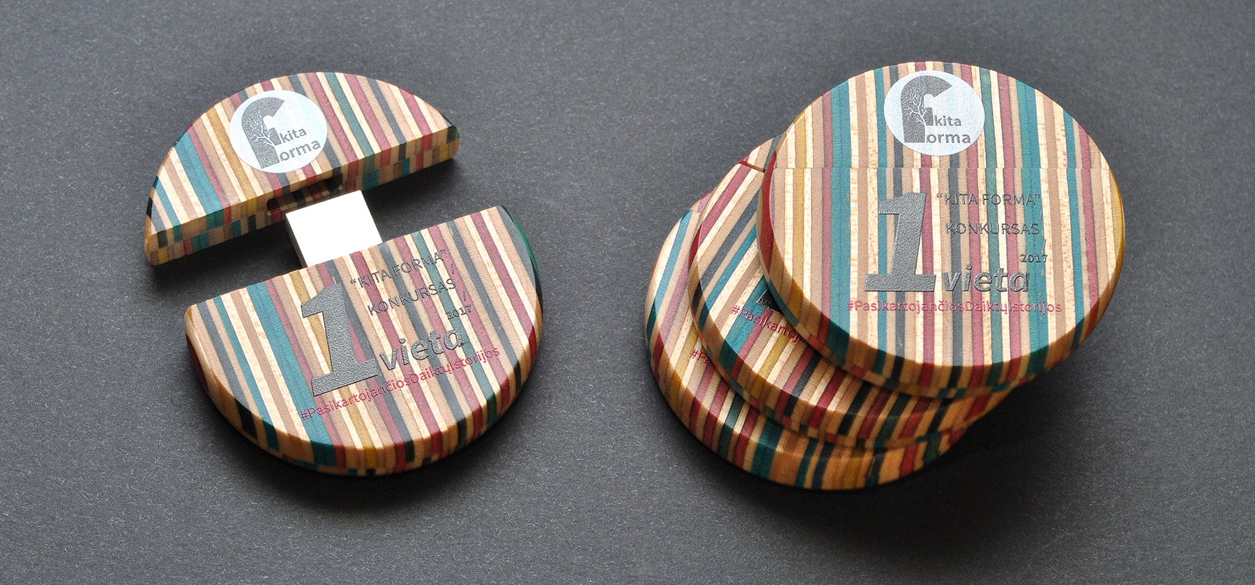 USB trophies