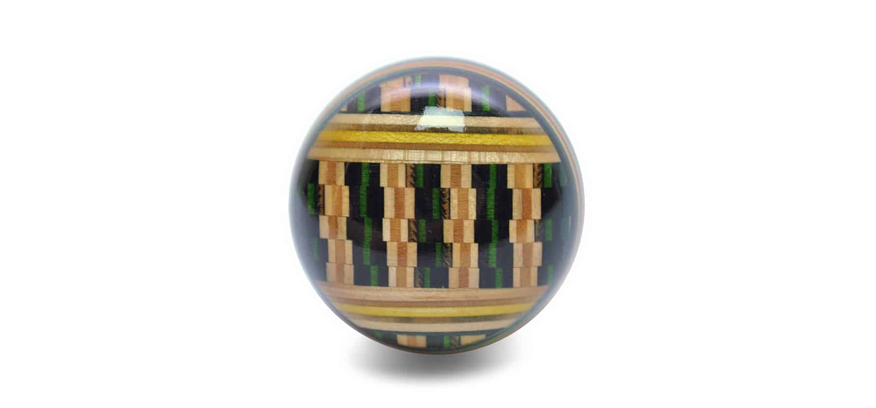 mosaic teardrop shift knob