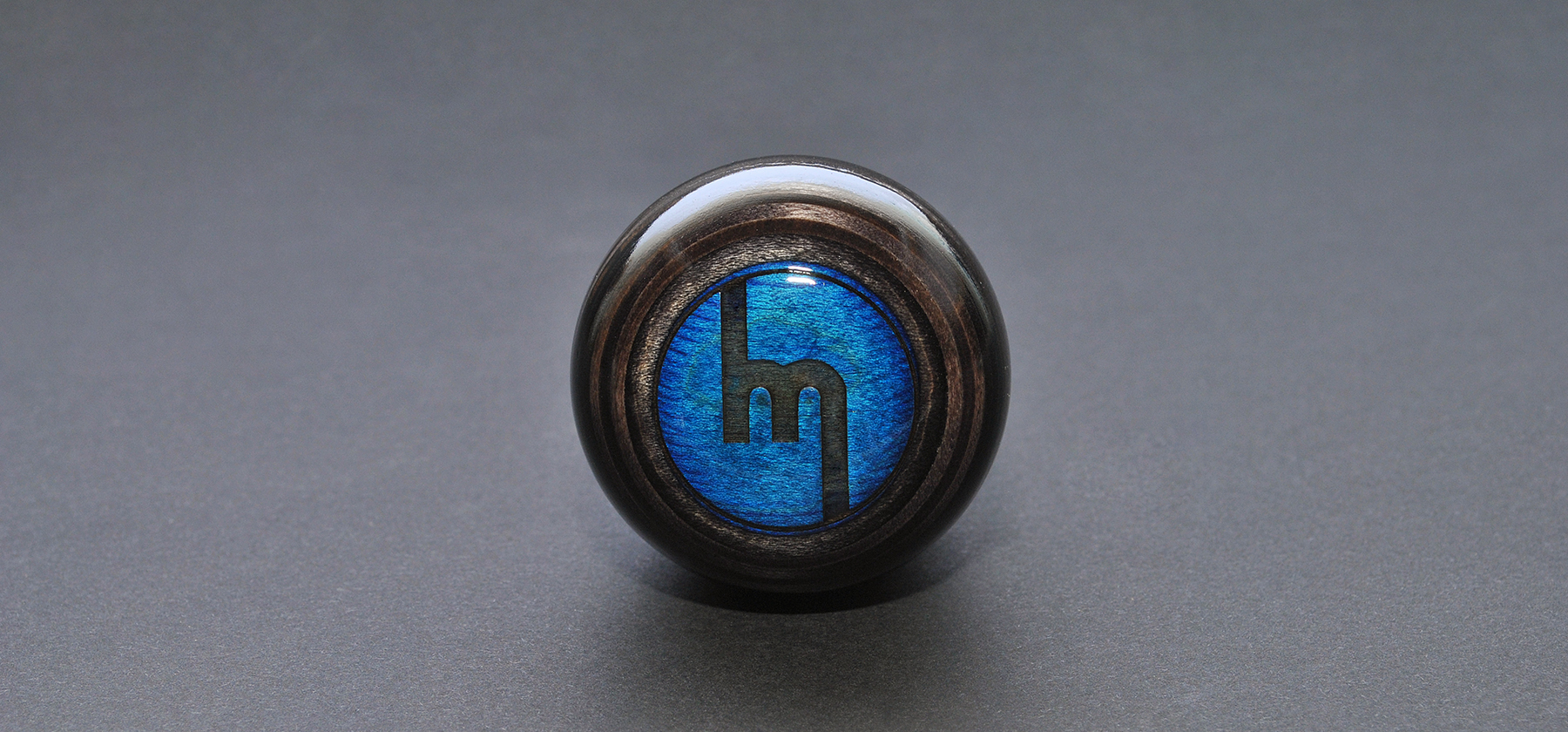 black teardrop miata shift knob