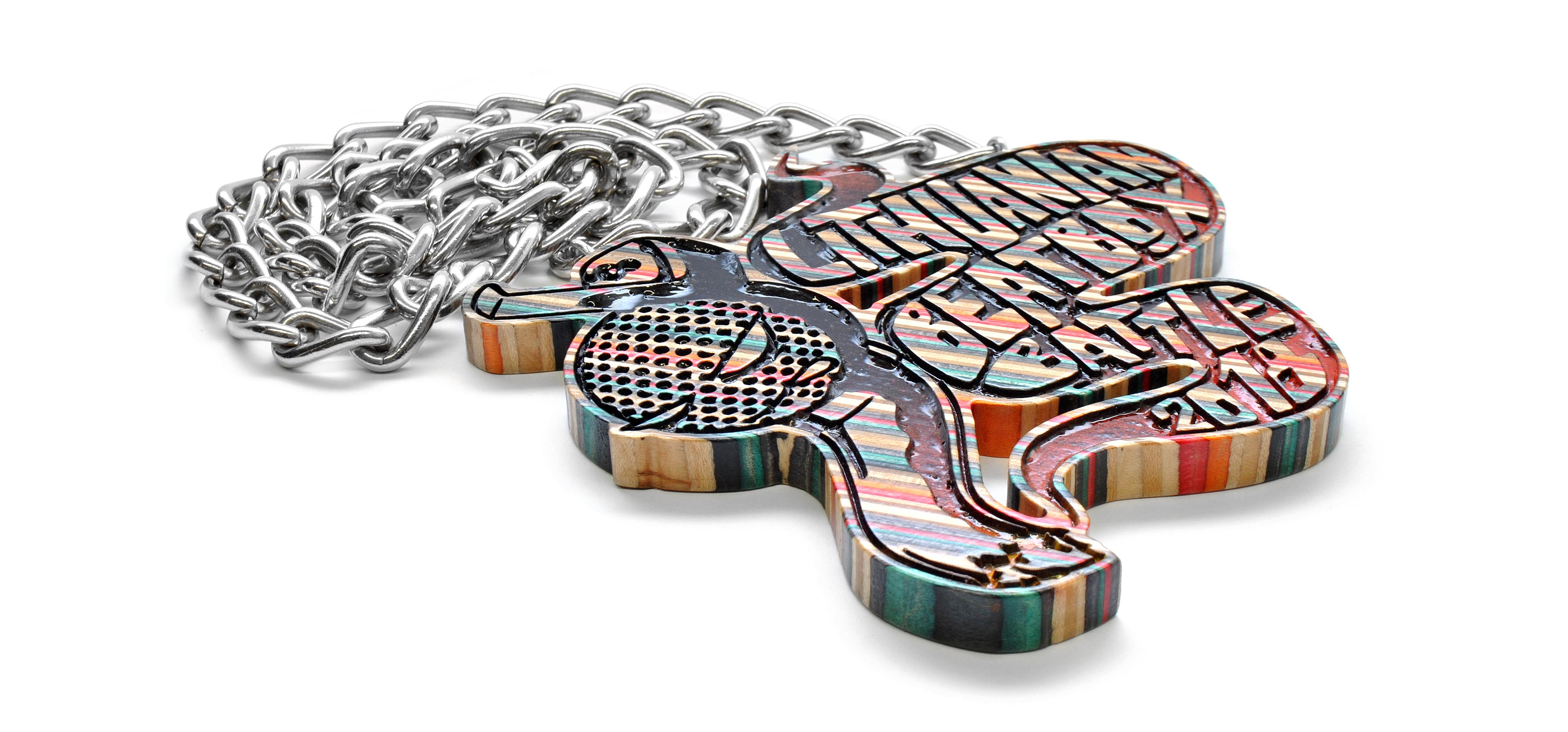 beatbox chain trophy