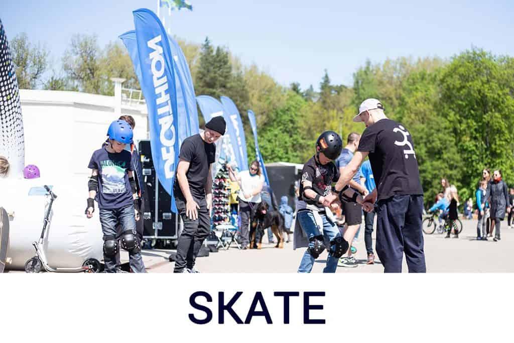 skate-only