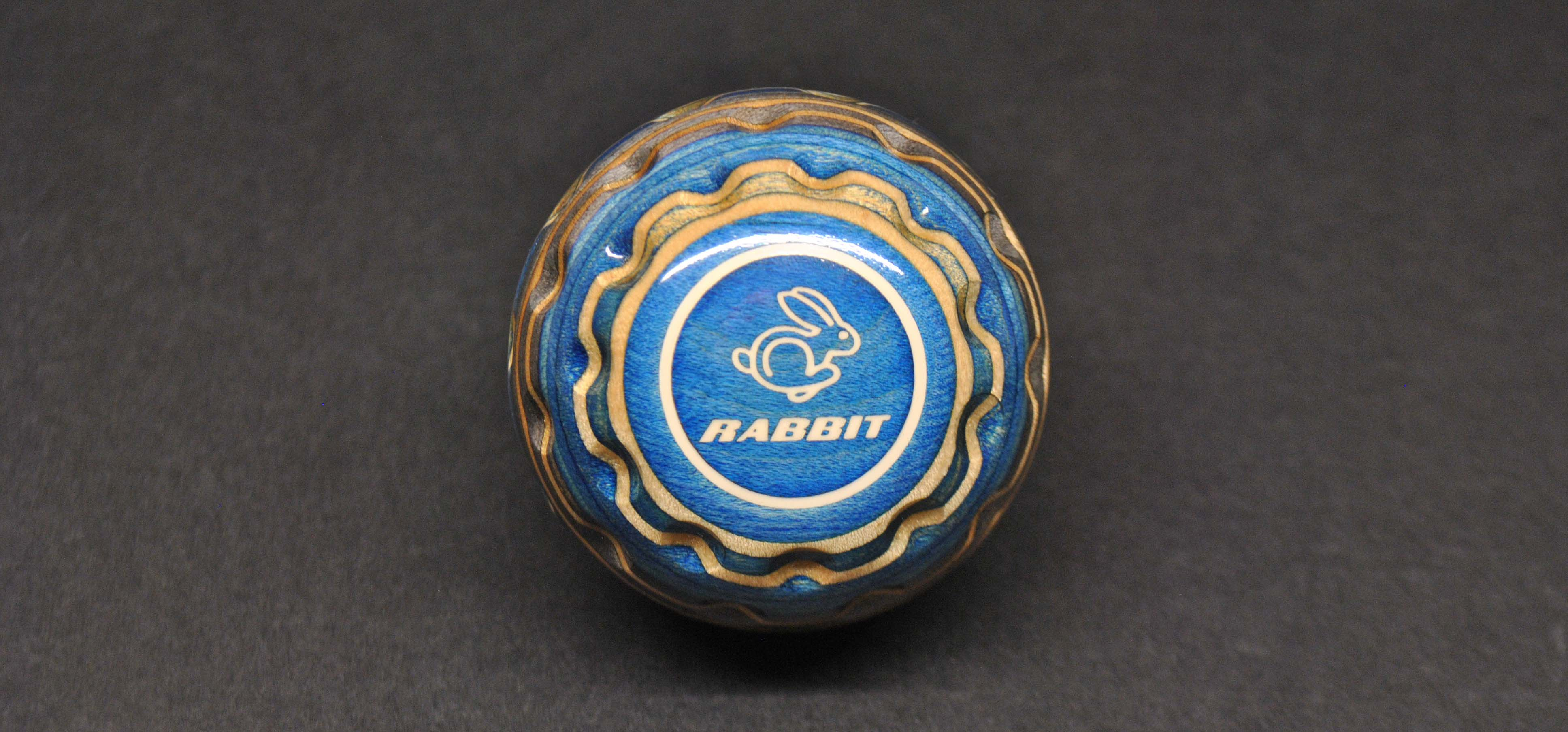 vw rabbit golf ball