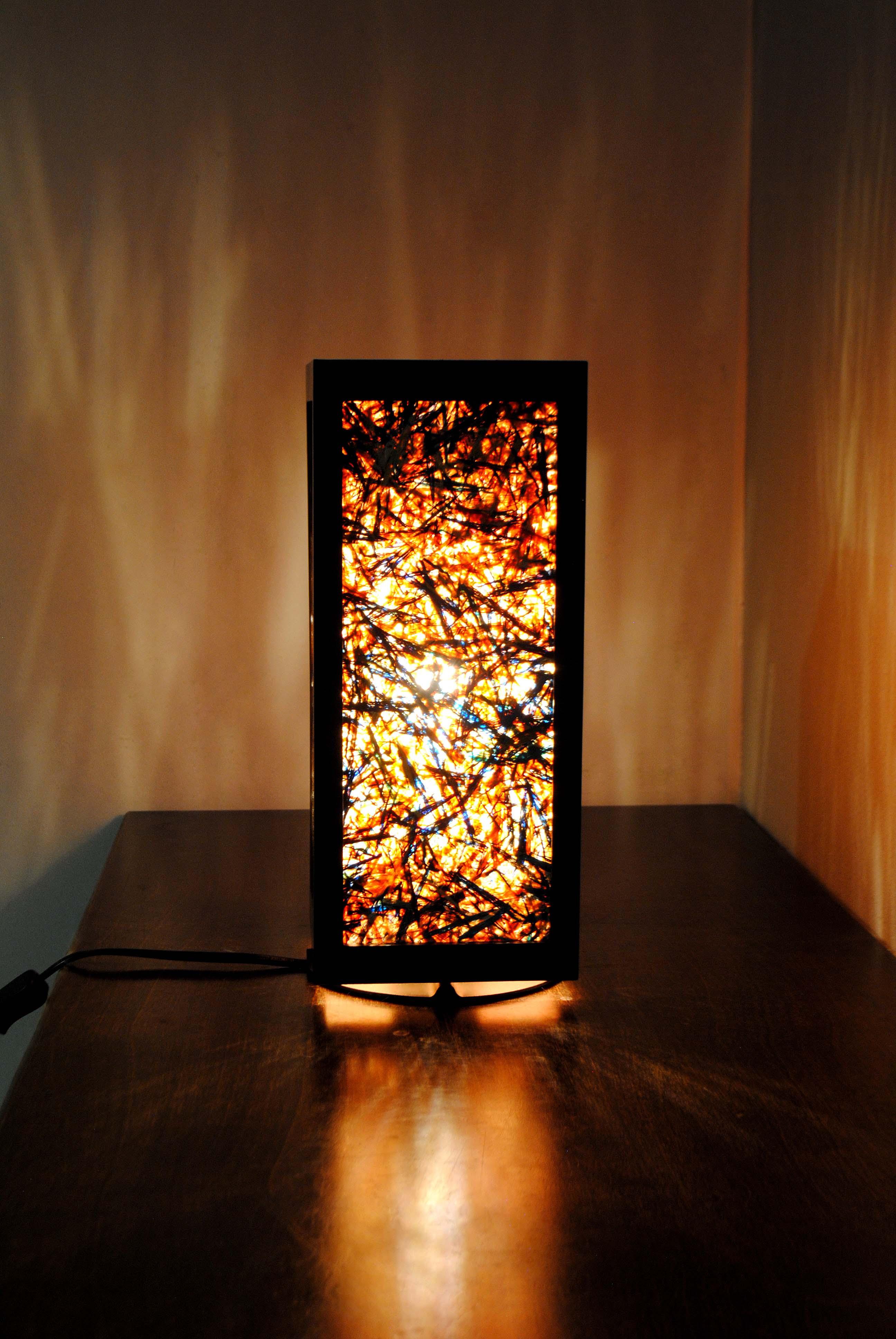 skate osb lava box lamp